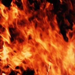 אש, הכל אש