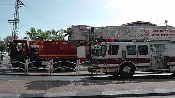 4 שריפות ביום שלישי - אין נפגעים