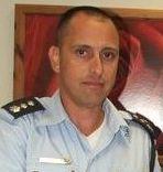 מפקד חדש למשטרת מרחב אילת
