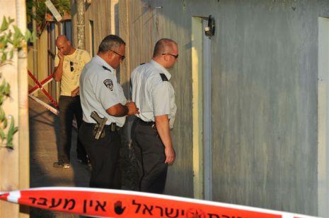 וידיאו ותמונות: חשד לרצח בשכונת יעלים