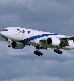 עיתון 'הארץ': מטוס מאילת כמעט התרסק