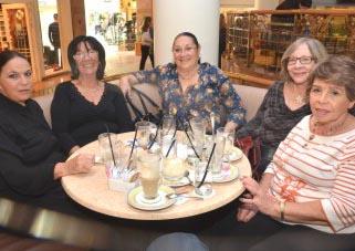 נשות מועדון הקפה מדברות אילת