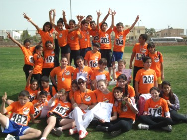 אלופים באתלטיקה