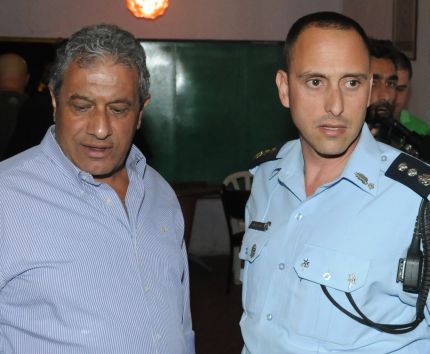 ראש העירייה ומפקד המשטרה סגרו מועדוני מסתננים