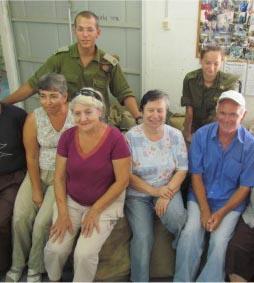 הקשישים חוזרים לצה''ל