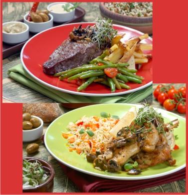 מסעדת התזונאית והשף מציגה: מהפכה קולינרית