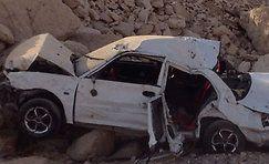 2 הרוגים בתאונת דרכים בכביש הערבה