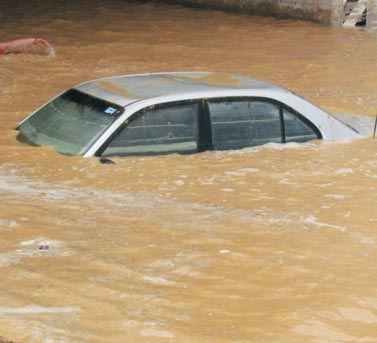 מנכ''ל רשות הניקוז: ''הגשם הבא עלול להסתיים באסון''