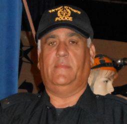 שלום אטדגי - המתנדב המצטיין של משטרת מרחב אילת
