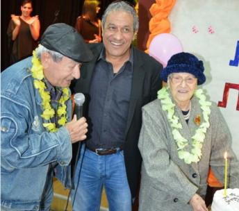 החיים הטובים ממרומי גיל 80