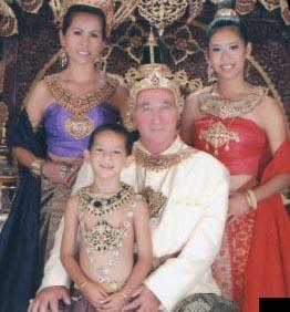 השיח זמי- מלך תאילנד האילתי