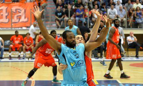 כדורסל: הפועל אילת עלתה ליתרון