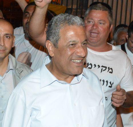 יצחק הלוי: ''ממחר אני ראש העיר של כולם''