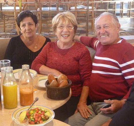 ניצולי השואה נהנו מהטיפים