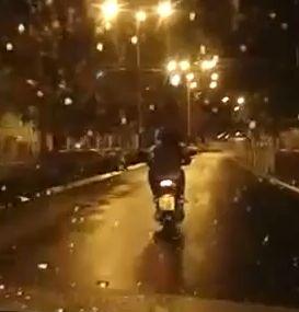 צפו: מרדף משטרתי ברחובות אילת