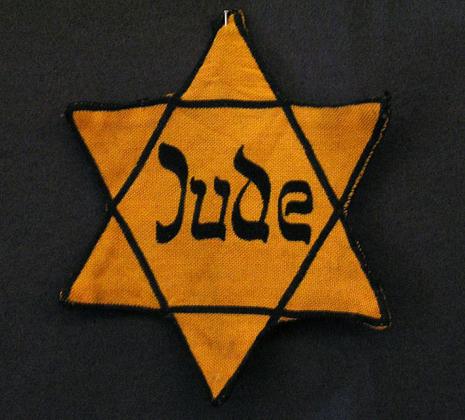 ילד יהודי מוסתר