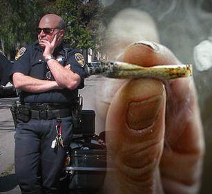 הנאשם ששקית מריחואנה נמצאה באחוריו: ''השוטר דחף אותה לשם''