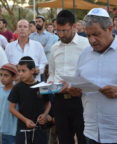 אילת עם משפחות החטופים