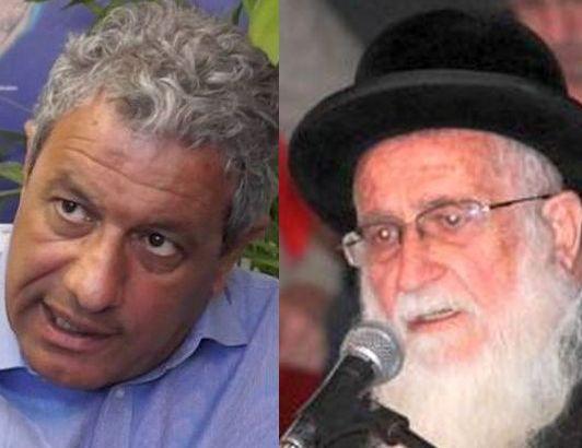 הרב הדאיה: ראש העירייה מאיים עלי; יצחק הלוי: הרב נגרר למחוזות לא רצויים