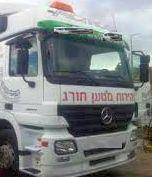 המשטרה על נהג המשאית מרהט: ''כלי רכב בידו שקול לנשק חם''
