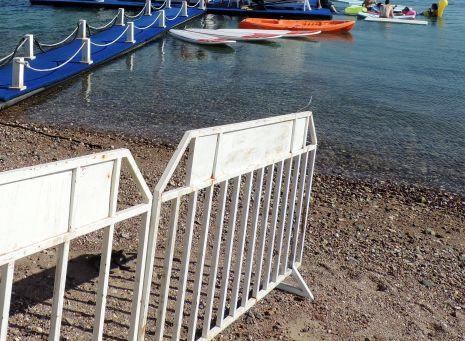 אסור לחסום את החופים