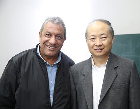 שגריר סין בישראל  חגג את ראש השנה הסיני באילת