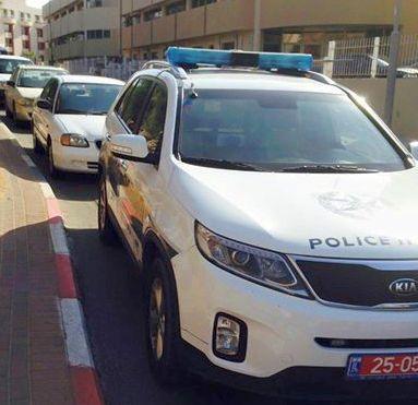 דו''ח תעבורה לשוטר