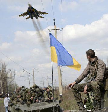 פצעה את בן זוגה בגלל המלחמה באוקראינה