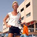 מהולנד לאילת על...אופניים