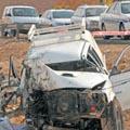 המלחמה הגדולה מכולן 2003 – 2008: 705 נפגעי תאונות דרכים באילת