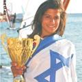 גולשת לאולימפיאדת הנוער נעמי כהן- לתפארת מדינת ישראל