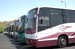 נעצרו קטינים שיידו אבנים לעבר אוטובוסים