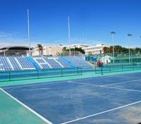 2.7 מיליון שקלים מושקעים במגרשי הטניס העירוניים