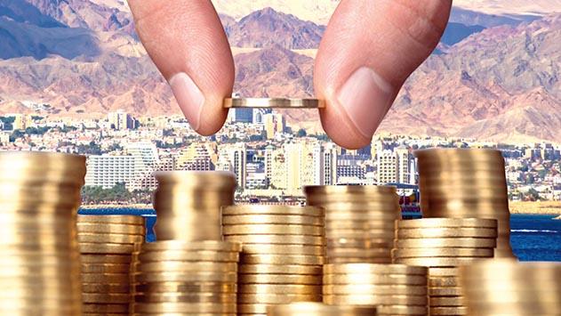ירידה בדרוג היציבות הפיננסית של אילת