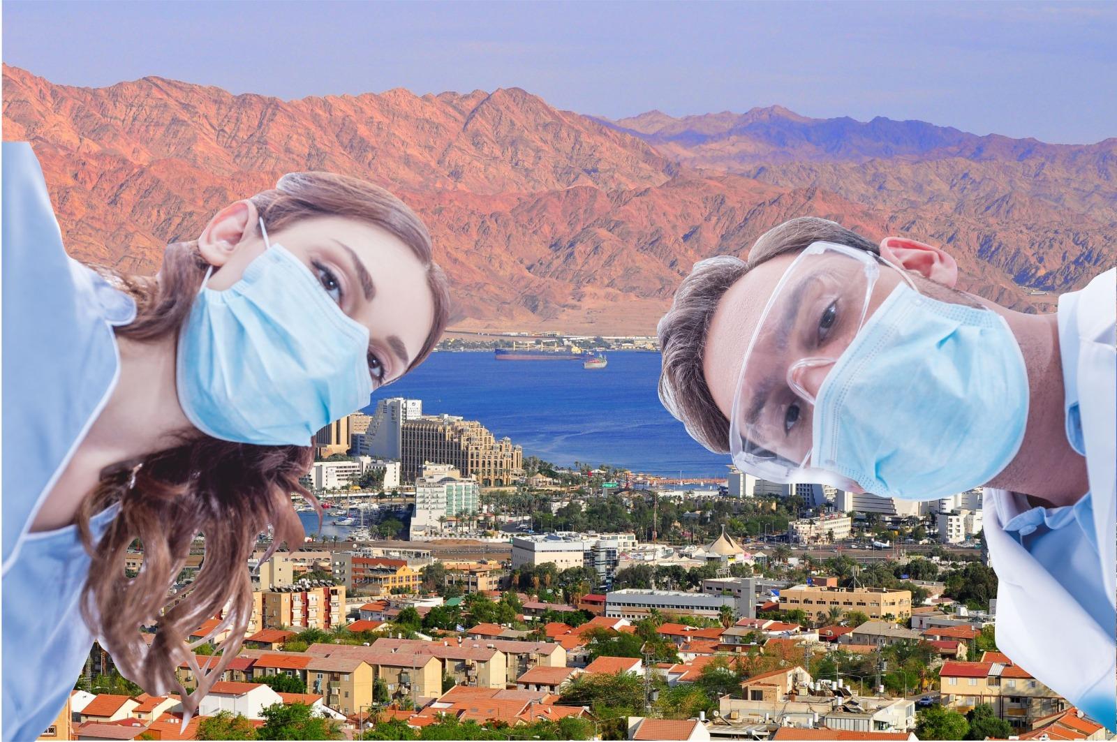 נתוני משרד הבריאות קובעים: אילת עם רמת התחלואה הנמוכה בישראל