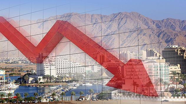 אילת כבר לא ראשונה בישראל במספר חדרי בתי המלון