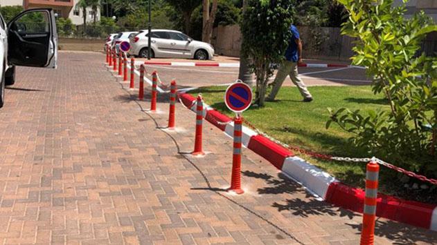 אביזרי בטיחות לכבישים