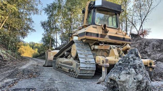 שלבים מרכזיים בתכנון וביצוע של עבודות עפר
