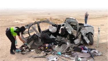 נער בן 14 נהרג בתאונה סמוך לקיבוץ יהל