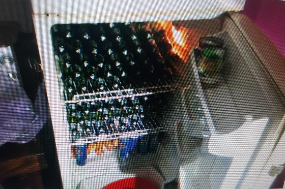 אריתראי מכר מזון ואלכוהול מביתו ויעמוד בפני כתב אישום