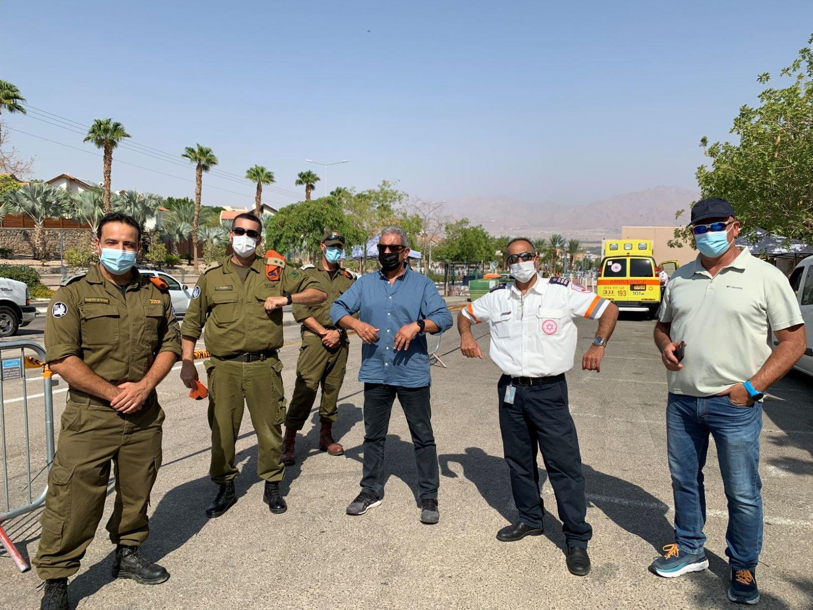 ראש העירייה בפניה דחופה לשרי הממשלה: ''ירושלים דוממת ואילת מדממת''
