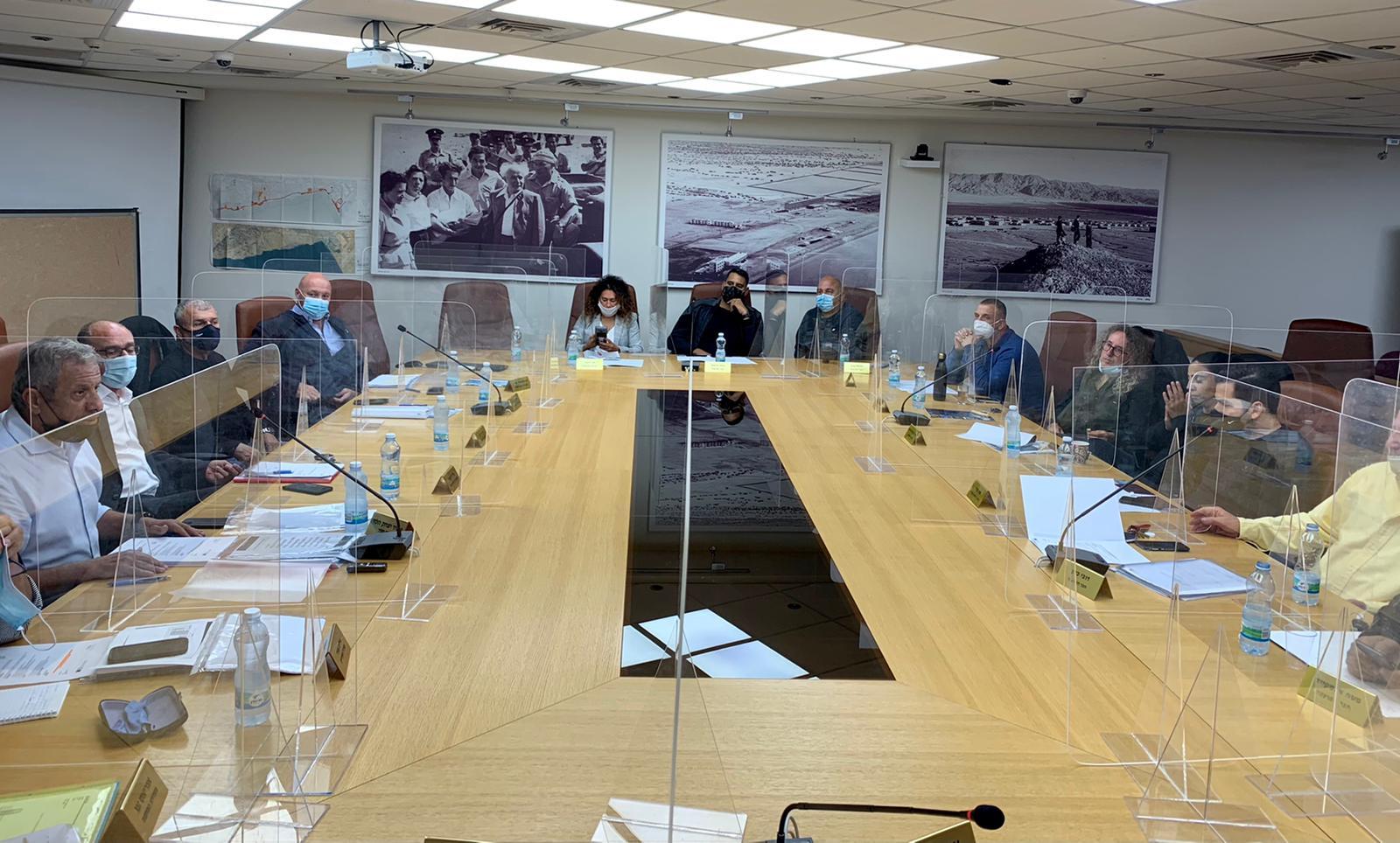 יהודה מורדי הכניס את מועצת העירייה והנהלתה לבידוד לאחר שהתגלה כחולה מאומת לקורונה