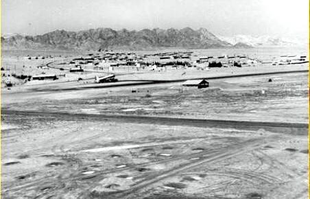 גמלים על המסלול - סיפור שנותיו הראשונות של שדה התעופה של אילת