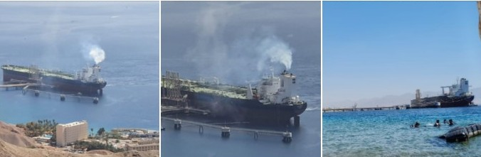 מה גרם למיכלית הענק מינרווה להתעכב בלב מפרץ אילת במשך ארבע שעות?