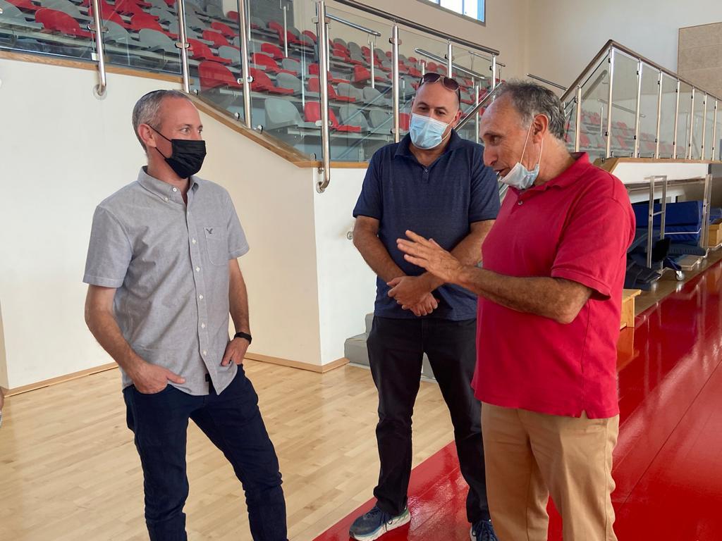 שר התרבות והספורט טרופר ביקר בחבל אילות: ''כספים ציבוריים צריכים ללכת קודם כל לפריפריה הרחוקה''