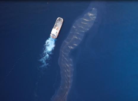 עדות על כתם דלק הזניקה את כוחות היחידה לזיהום ים לחוף הצפוני באילת