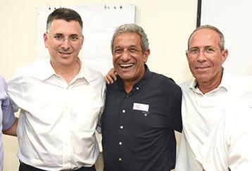 הלם: מאיר יצחק הלוי מחוץ לכנסת על פי תוצאות המדגמים