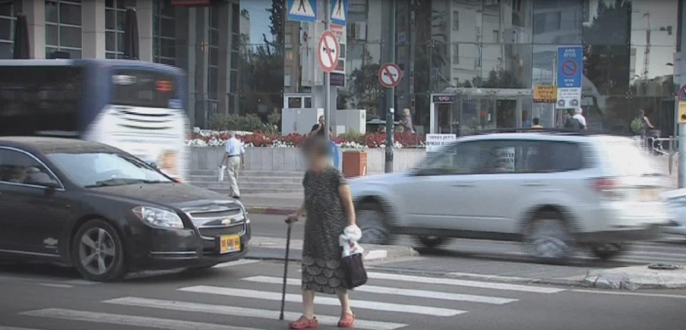 מספר הקשישים שנפגעו ב-2019 בתאונות דרכים באילת הוכפל