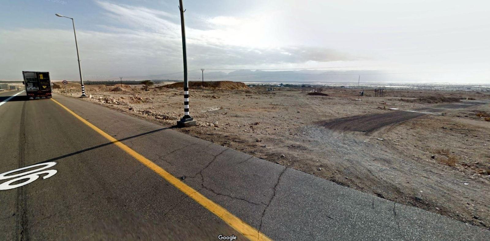 שני הרוגים בתאונה קשה בכביש הערבה