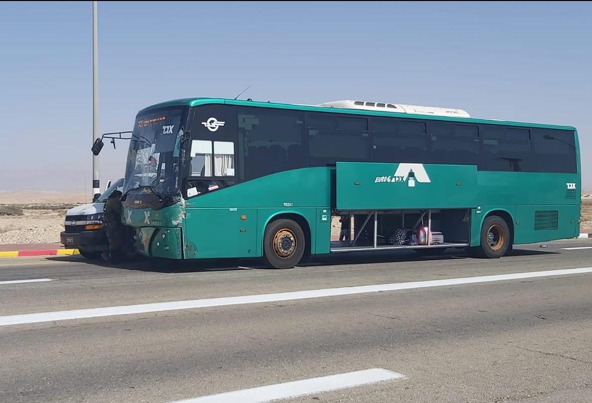 תאונת דרכים בכביש הערבה, צומת ספיר
